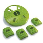 View Image 1 of Aikiou Dog Feeding Toy - Level 2 Inserts - Green