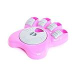 View Image 1 of Aikiou Dog Feeding Toy - Pink and Gray