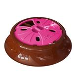 View Image 1 of Aikiou Junior Dog Feeding Toy - Pink and Brown