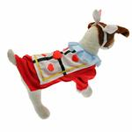 View Image 4 of Alice in Wonderland's White Rabbit Halloween Dog Costume