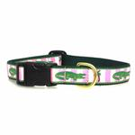 View Image 2 of Alligator Dog Collar by Up Country