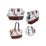View Image 2 of Almee Dog Carrier by Pinkaholic - Sky Blue