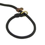 View Image 3 of Alpine Quick-Hitch Dog Leash - Black