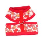 View Image 1 of Alyssa Dog Harness - Red