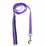 View Image 1 of American River Cushion Grip Dog Leash - Purple