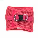 View Image 3 of American River Ultra Choke-Free Mesh Dog Harness - Honeysuckle Pink