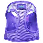 View Image 2 of American River Ultra Choke-Free Mesh Dog Harness - Purple