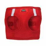 View Image 2 of American River Ultra Choke-Free Mesh Dog Harness - Red