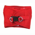 View Image 3 of American River Ultra Choke-Free Mesh Dog Harness - Red