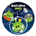 Angry Birds Party Supplies - 7 inch Round Dessert Plates