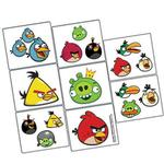 Angry Birds Party Supplies - Tattoos