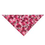 View Image 1 of Aria Bone Heads Bandana - Pink
