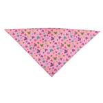 View Image 2 of Aria Butterfly Garden Dog Bandana