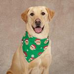 View Image 1 of Aria Holiday Monkey Business Dog Bandana - Ty