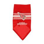 View Image 2 of Arizona Cardinals Mesh Dog Bandana
