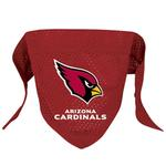 View Image 1 of Arizona Cardinals Mesh Dog Bandana