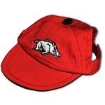 View Image 1 of Arkansas Razorbacks Dog Hat