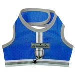 View Image 1 of Athletic Mesh Dog Vest Harness - Blue