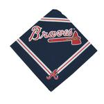 View Image 1 of Atlanta Braves Dog Bandana