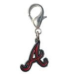 View Image 1 of Atlanta Braves Dog Collar Charm