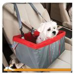 View Image 1 of Atomic Drop Dog Booster Seat by Kurgo
