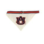 View Image 1 of Auburn University Tigers Dog Collar Bandana