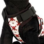 View Image 2 of Avant Garde Dog Harness - Deathstar