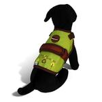 View Image 1 of Avant Garde Dog Harness - Greenday