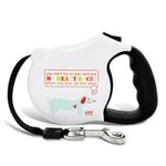 View Image 1 of My Heart Races Retractable Dog Leash