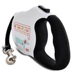 View Image 4 of My Heart Races Retractable Dog Leash