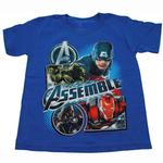 Avengers Clothing - Avengers Assemble T-Shirt