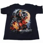 Avengers Clothing - Captain America and Iron Man T-Shirt