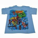 Avengers Clothing - Superheroes In Action T-Shirt