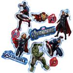 Avengers Party Supplies - Party Confetti