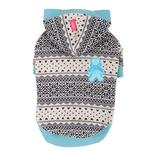 View Image 1 of Baby Bear Dog Hoodie by Pinkaholic - Blue