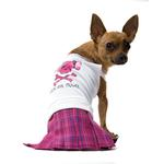 View Image 1 of Bad Girl Halloween Dog Costume