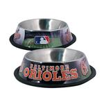 Baltimore Orioles Dog Bowl