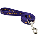 Baltimore Ravens Dog Leash