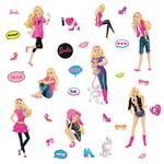 Barbie Bedroom Decor - Wall Decals