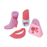 Barbie Party Supplies - All Doll'd Up 3-D Eraser Party Favors