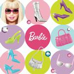 Barbie Party Supplies - All Doll'd Up Beverage Napkins