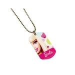 Barbie Party Supplies - All Doll'd Up Dog Tag Necklace Favor