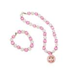 Barbie Party Supplies - All Doll'd Up Necklace & Bracelet Set