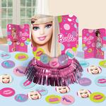 Barbie Party Supplies - All Doll'd Up Table Decoration Kit