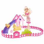 Barbie Toys - Barbie Puppy Play Park