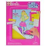 Barbie Toys - Mix & Match Color Set