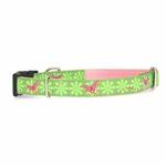 View Image 1 of Bark Avenue Dog Collar - Beautiful Butterflies