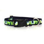 View Image 2 of Fido Finery Dog Collar - Stormy Circles