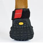 View Image 4 of Grip Trex Dog Boots by RuffWear - Red Currant