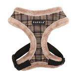 View Image 3 of Barron Dog Harness by Puppia - Gray